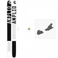 Ski Amplid A 10/30 191 2015 + Skibindungen A-300021