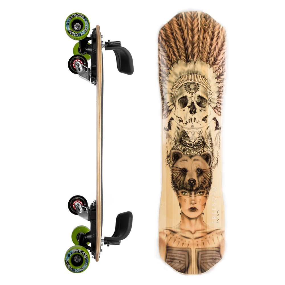 Freebord Package - Totem Bamboo 2016