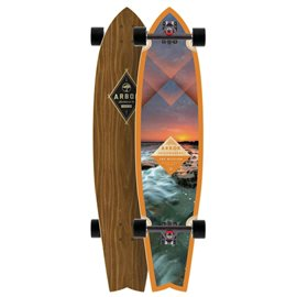 "Arbor Mission Walnut 37.5\"" 2015500038S16"