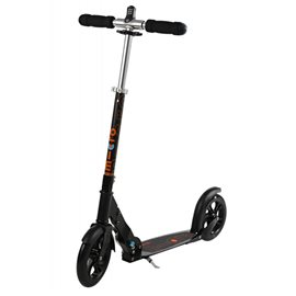 Micro Scooter Black Interlock 2018SA0117