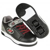 Chaussures Heelys X2 Dual Up Grey / Elephant 2016770488