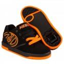 Chaussures Heelys Propel 2.0 Black/Orange 2019