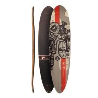 """Skateboard Fibretec Tanker 41\\"""" 20161030-3231"""
