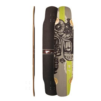 "Skateboard Fibretec Dancer 46.5\\"" 20161180-3232"