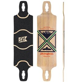 "DB Longboards Freeride DTX 41"" - Deck Only 2018"