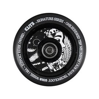 Elite X Supreme Air Ride Pro Scooter WheelES-ARW-BLK/BLK