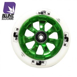 Roue Blunt 7 Spoke Gomme White 110mm