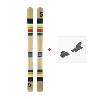Ski Scott Sage 2017 + Fixation de ski244225