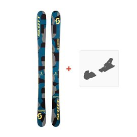Ski Scott JR Scrapper 2017 + Fixation de ski244240