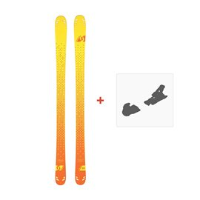 Ski Scott Cascade 95 2016 + Skibindungen239675