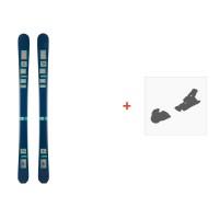 Ski Scott The Ski 2016 + Skibindungen239670