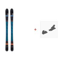 Ski Scott Reverse 2016 + Fixation de ski239672