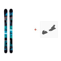Ski Scott Punisher 110 2016 + Skibindungen239675