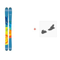 Ski Line Pandora 95 2017 + Skibindungen19A0201.101