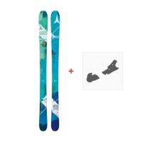 Ski Atomic Vantage Wmn 95 C 2017 + Fixation de skiAA0025814