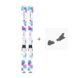 Ski Dynastar Salsa JR + Xpress team 7 B83 White 2016853