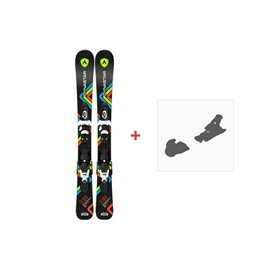 Ski Dynastar Slider Baby + Team 4 B76 White Black 2016