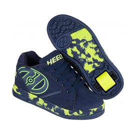 Heelys Chaussures Propel 2.0 Navy/Lime/Confetti 2019