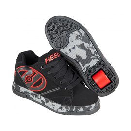 Heelys Chaussures Propel 2.0 Black/Red/Confetti 2017770807