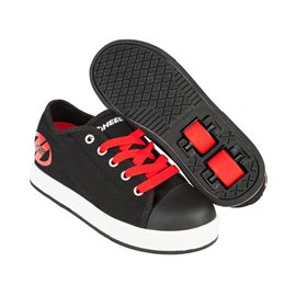 Heelys Chaussures X2 Fresh Black/Red 2017770494