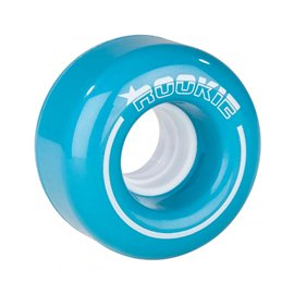 Rookie Quad Wheels All Star (4 Pack) Blue 2017RKE-RSW-0101