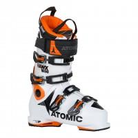 Atomic Hawx Ultra 130 White Black Orange 2018AE5015520