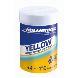 Holmenkol Grip Yellow 201724210