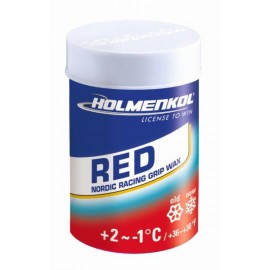 Holmenkol Grip Red 2019
