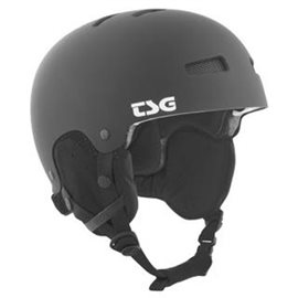 Casque de Ski TSG Gravity Solid Color Flat Black