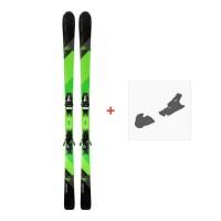 Ski Elan Amphibio 80 TI PS + ELX 11.0 2018ABFCTE