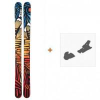 Ski Scott Scrapper 2015 + Skibindungen230741