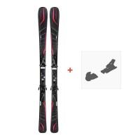 Ski Elan Amphibio Insomnia + ELW 11 Fusion 20155764