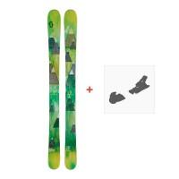 Ski Scott Vanisher 2015 + Fixation de ski236402