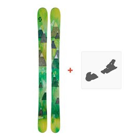 Ski Scott Vanisher 2015 + Skibindungen236402