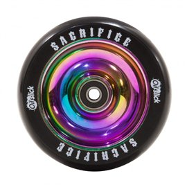 Sacrifice Wheels Oil Slick (w/ Bearings) Neo Chrome 110mm 2017