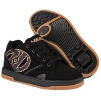 Heelys Chaussures Propel 2.0 Black/Gum 2017770255