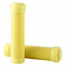 Blazer Pro Grips Flangeless With End Plugs Neon Yellow 2019