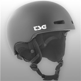 Casque de Ski TSG Fly Solid Color Satin Black 2017E790200-160