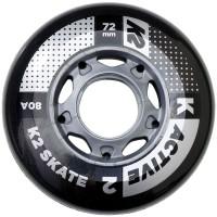 K2 72 Mm Active Wheel 8-pack / Ilq 5 201730B3007.1