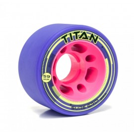 Suregrip Quad Wheels Titan Purple 2017