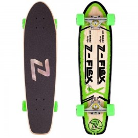 "Z Flex Jay Adams P.O.P Cruiser Green/Black 29\""ZFX0112"