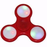 Hand Spinner LED Rouge 2017