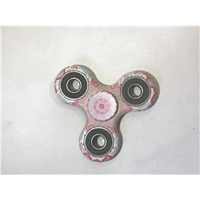 Hand Spinner Woodstock / Rouge