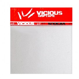 Vicious Griptape (Pack 4 Sheets) Transparent 2017RAAVGRIPCL1
