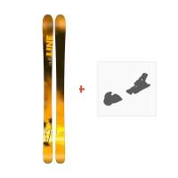 Ski Line Sick Day 94 2018 + Fixation de ski19B0013.101.1