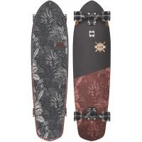 Skateboard Globe Blazer XL 36.25'' - Black / Red Forester - CompleteGB10525288-1000