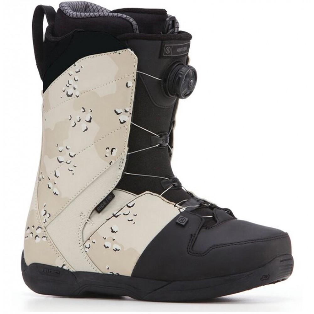 Boots Snowboard Ride Anthem Desert Camo