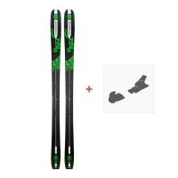 Ski Dynastar Vertical Deer 2018 + Fixation de skiDRG01L8