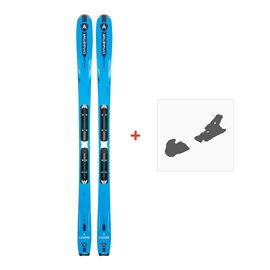 Ski Dynastar Legend X80 + XPRESS 11 B83 BLACK / BLUE 2018DRG01S5
