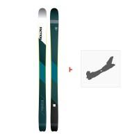 Ski Faction Prime 2.0 2019 + Fixation de ski